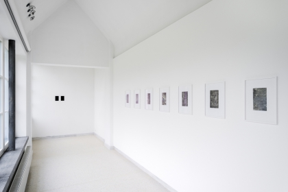 Exhibition view 'Mystery repeats'