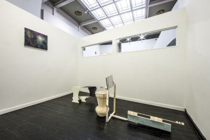Exhibition view 'Time to Pretend'